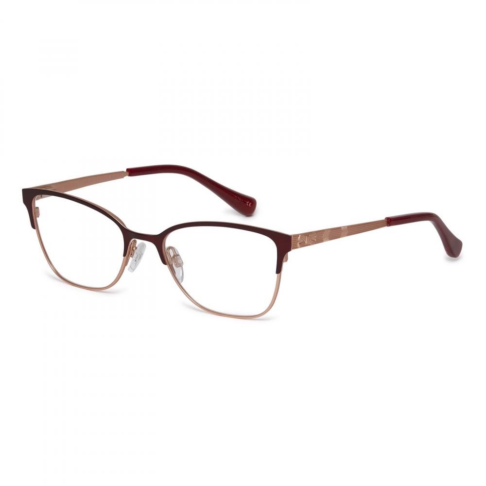 bc5ed4cf32d2 TED BAKER 2241 BURGUNDY - Eye Designs designer frames